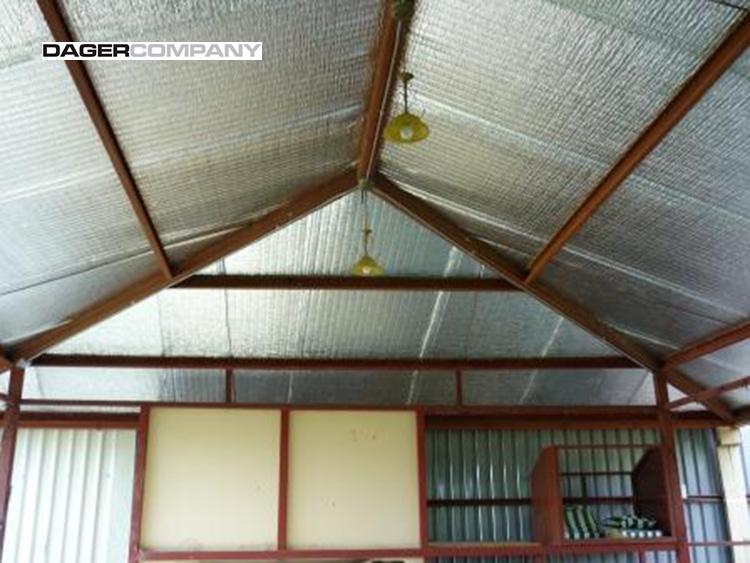 Aislante t rmico en lima per dager company - Aislante termico para techos ...