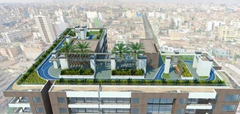 beneficios de los techos verdes 2018